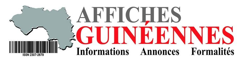 Affiches Guinéennes